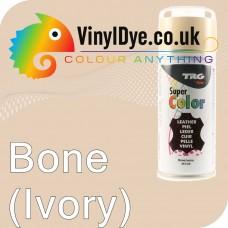 TRG Bone (Ivory) Vinyl Dye Plastic Paint Aerosol 150ml