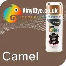TRG Camel Vinyl Dye Plastic Paint Aerosol 150ml 311