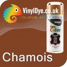 TRG Chamois Vinyl Dye Plastic Paint Aerosol 150ml 347