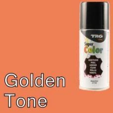 TRG Golden Tone Vinyl Dye Plastic Paint Aerosol 150ml 359