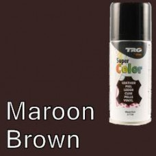 TRG Maroon Brown (Like Prune) Vinyl Dye Plastic Paint Aerosol 150ml