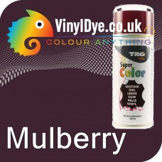 TRG Mulberry Vinyl Dye Plastic Paint Aerosol 150ml 336