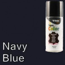 TRG Navy Blue Vinyl Dye Plastic Paint Aerosol 150ml or 400ml