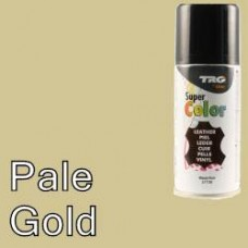 TRG Pale Gold Vinyl Dye Plastic Paint Aerosol 150ml
