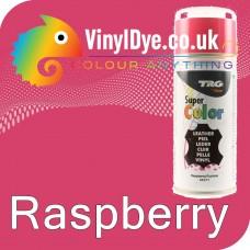 TRG Raspberry (Fuchsia Like Pink) Vinyl Dye Plastic Paint Aerosol 150ml