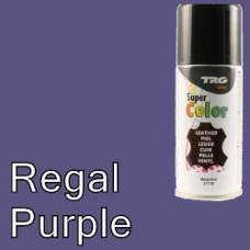 TRG Regal Purple Vinyl Dye Plastic Paint Aerosol 150ml