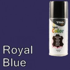 TRG Royal Blue Vinyl Dye Plastic Paint Aerosol 150ml