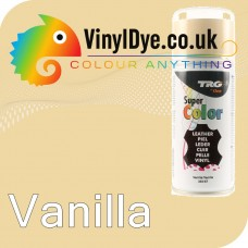 TRG Vanilla Vinyl Dye Plastic Paint Aerosol 150ml 355