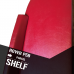 TRG Scarlet (Red) Vinyl Dye Plastic Paint Aerosol 150ml