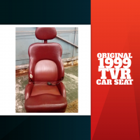 Original 1999 TVR Car Seat