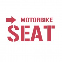 Motorbike Seat vinyl dye