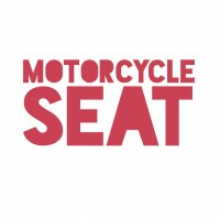 Motorcycle Seat Vinyl Dyed