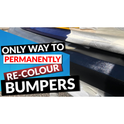 #1 Way to Recolour Your Bumpers Back To Black That Almost Nobody Knows About