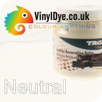TRG leather dye restore and repair food Neutral 300ml