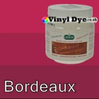 TRG leather dye restore and repair food Bordeaux 300ml