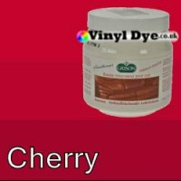 TRG leather dye restore and repair food Cherry 300ml