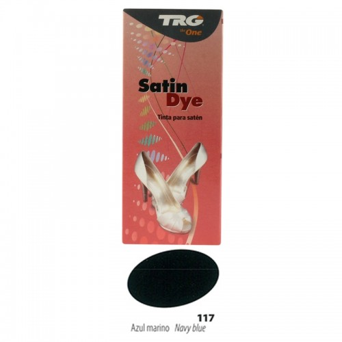 """Navy Blue Satin Dye Kit by TRG """"the One"""""""