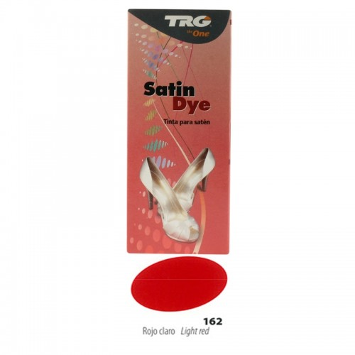 """Light Red Satin Dye Kit by TRG """"the One"""""""