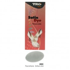 "Brilliant Silver Satin Dye Kit by TRG ""the One"""
