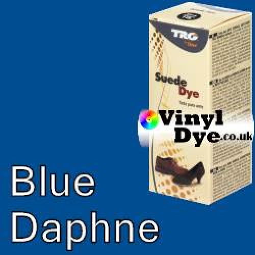 """Daphne Blue Suede Dye Kit by TRG """"the One"""" 122"""