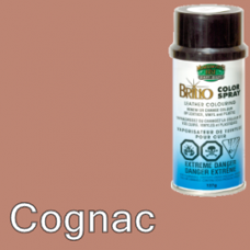 Cognac (Like Brown) Brillo Aerosol 150ml Vinyl Dye Plastic Paint