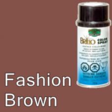 Fashion Brown Brillo Aerosol 150ml Vinyl Dye Plastic Paint