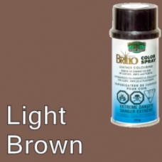 Light Brown Brillo Aerosol 150ml Vinyl Dye Plastic Paint