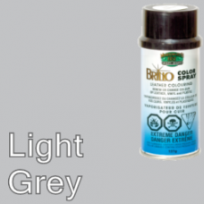 Light Grey Brillo Aerosol 150ml Vinyl Dye Plastic Paint