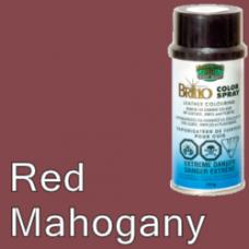 Red Mahogany (Like Brown) Brillo Aerosol 150ml Vinyl Dye Plastic Paint