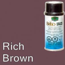 Rich Brown Brillo Aerosol 150ml Vinyl Dye Plastic Paint