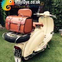 Paint Motorbike Seat