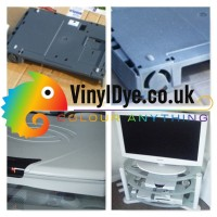 Paint Freeview Box
