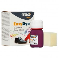 Dark Lilac Easy Leather Dye Kit including Preparer by TRG the One
