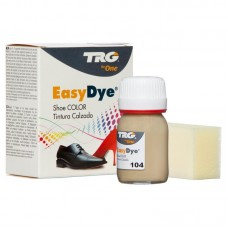 Biscuit Easy Leather Dye Kit including Preparer by TRG the One 104