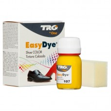 Yellow Easy Leather Dye Kit including Preparer by TRG the One