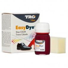 Bordeaux Easy Leather Dye Kit including Preparer by TRG the One