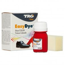Red Easy Leather Dye Kit including Preparer by TRG the One