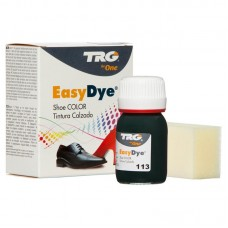 Green Easy Leather Dye Kit including Preparer by TRG the One