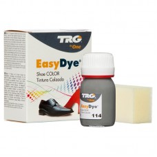 Grey Easy Leather Dye Kit including Preparer by TRG the One