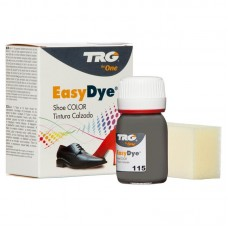 Dark Grey Easy Leather Dye Kit including Preparer by TRG the One