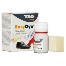 Pale / Light Grey Easy Leather Dye Kit including Preparer by TRG the One