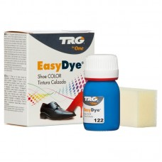 Daphne Blue Easy Leather Dye Kit including Preparer by TRG the One