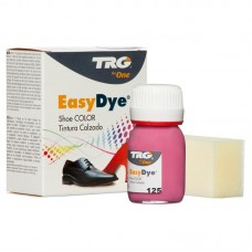 Fuchsia Easy Leather Dye Kit including Preparer by TRG the One