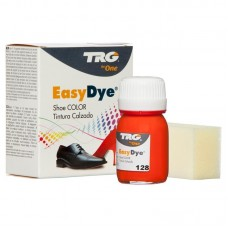 Orange Easy Leather Dye Kit including Preparer by TRG the One