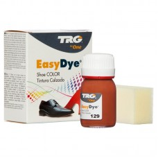 Light Brown Easy Leather Dye Kit including Preparer by TRG the One