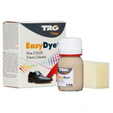 Beige Easy Leather Dye Kit including Preparer by TRG the One