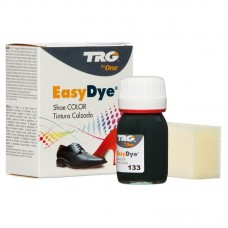 Dark Green Easy Leather Dye Kit including Preparer by TRG the One