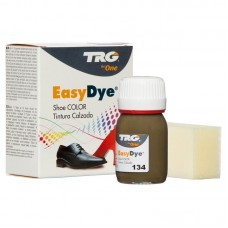 Olive Green Easy Leather Dye Kit including Preparer by TRG the One