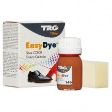 Cognac Easy Leather Dye Kit including Preparer by TRG the One