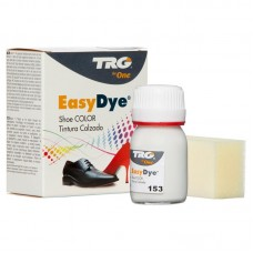 Off White Easy Leather Dye Kit including Preparer by TRG the One